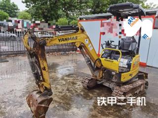 二手洋马 Vio17 挖掘机转让出售
