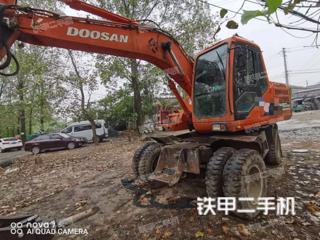 二手斗山 DH150W-7 挖掘机转让出售