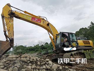 丰台住友SH360HD-6挖掘机实拍图片