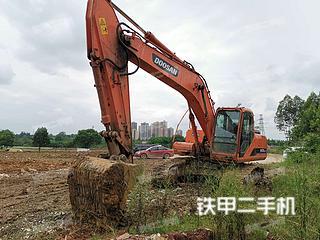 丰台斗山DH225LC-7挖掘机实拍图片