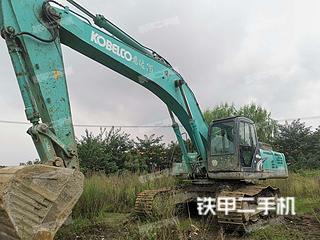丰台神钢SK350LC-8挖掘机实拍图片