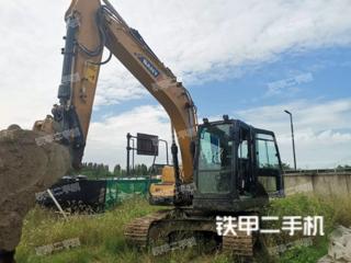 丰台三一重工SY125C挖掘机实拍图片