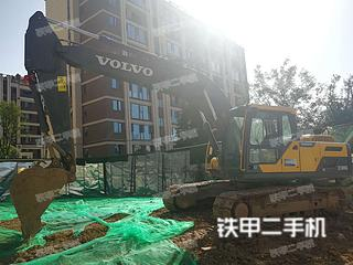 二手沃尔沃 EC220DL 挖掘机转让出售