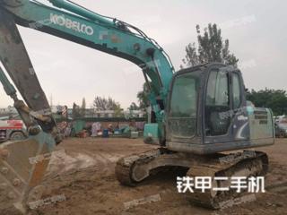 二手神钢 SK130-8 挖掘机转让出售