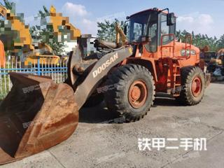 防城港斗山DL503-9C装载机实拍图片