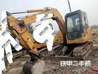 二手雷沃重工 FR80H-8 挖掘机转让出售