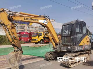 二手柳工 CLG906D 挖掘机转让出售