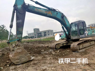 成都神钢SK260LC-8挖掘机实拍图片