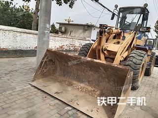 濮陽龍工LG833裝載機實拍圖片