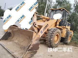 濮陽廈工XG932Ⅲ裝載機實拍圖片