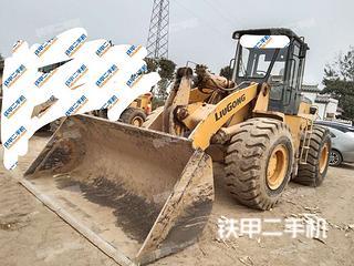 濮陽柳工CLG855裝載機實拍圖片