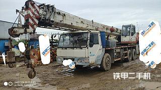 二手中联重科 QY20H431 起重机转让出售