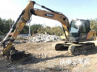 潍坊三一重工SY135C挖掘机实拍图片