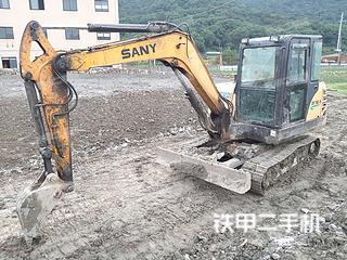 杭州三一重工SY55C江西11选5中奖规则实拍图片