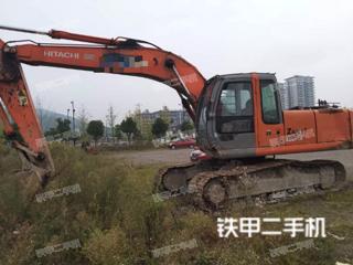 杭州日立ZX200江西11选5中奖规则实拍图片
