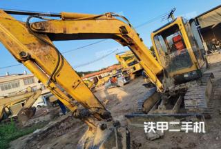 玉林玉柴YC60-8挖掘机实拍图片