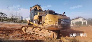 江西-景德镇市二手卡特彼勒336D液压挖掘机实拍照片