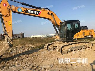 浙江-杭州市二手三一重工SY200C挖掘机实拍照片