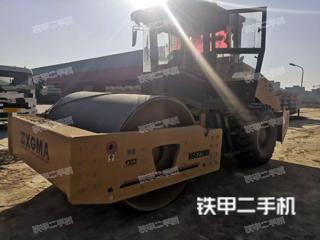 甘肃-兰州市二手厦工XG622MH压路机实拍照片