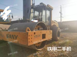 江西-南昌市二手三一重工YZ20C压路机实拍照片