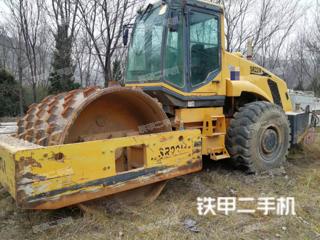 甘肃-庆阳市二手山推SR22M压路机实拍照片