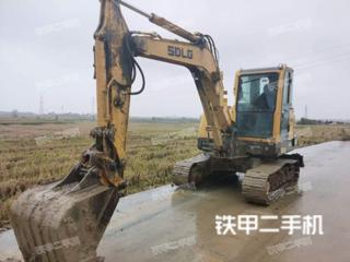 二手山东临工 LG660E 挖掘机转让出售