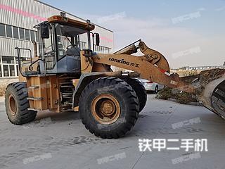 天津龍工ZL50C裝載機實拍圖片