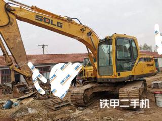 二手山东临工 LG6150E 挖掘机转让出售