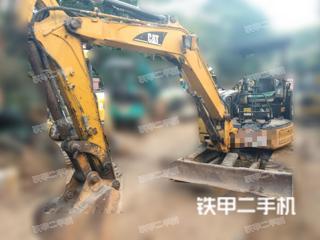 廣州卡特彼勒304CCR挖掘機實拍圖片