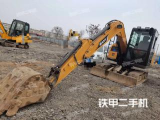 銀川三一重工SY65C挖掘機實拍圖片