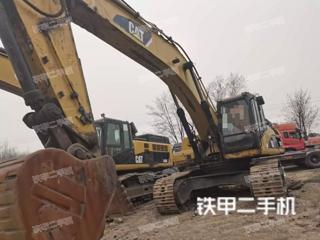 銀川卡特彼勒336D液壓挖掘機實拍圖片