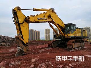 小松PC1250-7挖掘机实拍图片