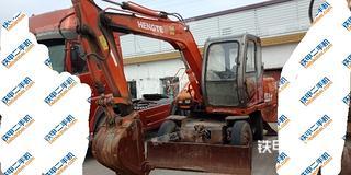 恒特重工HT70挖掘机实拍图片