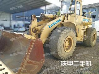 保山柳工ZLC50C装载机实拍图片