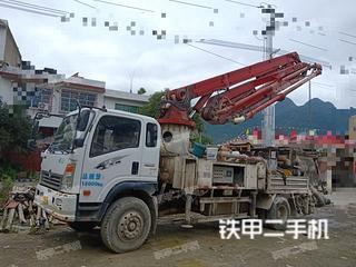 天拓重工HDT5281HTB-37-4泵车实拍图片