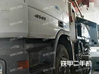 江苏-扬州市二手中联重科ZLJ5419THB 52X-6RZ泵车实拍照片