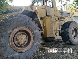 重庆-重庆市二手柳工ZLC50C装载机实拍照片