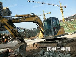 四川-达州市二手山重建机JCM908C挖掘机实拍照片