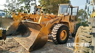 四川-广元市二手柳工ZLC50C装载机实拍照片
