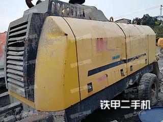 三一重工HBT80C-1818D-III拖泵實拍圖片