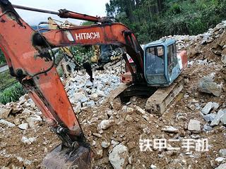 广西-桂林市二手日立EX200-3挖掘机实拍照片