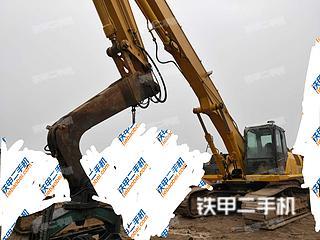 天津-天津市二手住友SH360HD-5挖掘机实拍照片