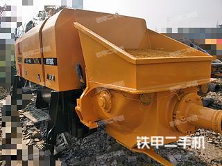 三一重工HBT8018C-5拖泵實拍圖片