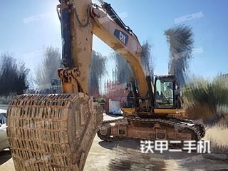 云南-昆明市二手卡特彼勒340D2 L挖掘机实拍照片