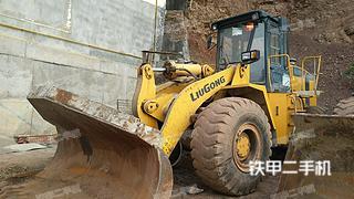 四川-广元市二手柳工ZL50CN装载机实拍照片