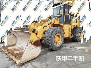 湖南-邵阳市二手柳工ZL50CN装载机实拍照片