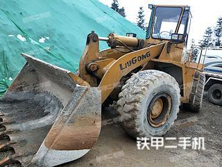 贵州-贵阳市二手柳工ZL50C基本型装载机实拍照片
