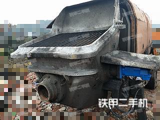 中聯重科HBT90.18.195RSU拖泵實拍圖片