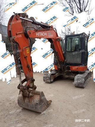 二手日立 ZX55USR-5A 挖掘机转让出售