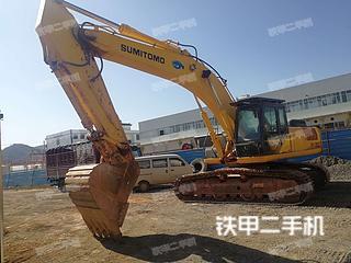 住友SH350HD-6挖掘機實拍圖片